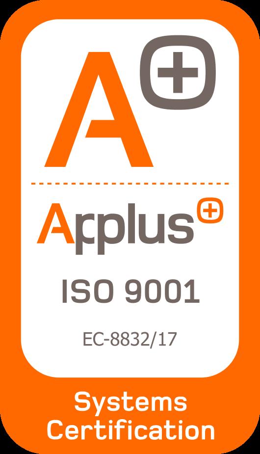solkliser ISO_9001 applus